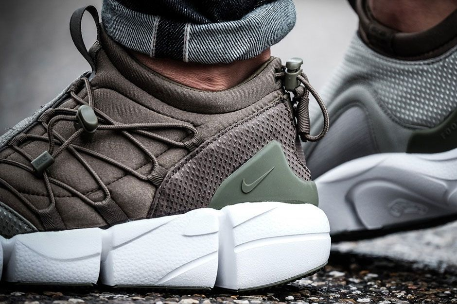 NIKE AIR FOOTSCAPE MID UTILITY RECIBE REFUERZOS PARA SOBREVIVIR A LA INTEMPERIE