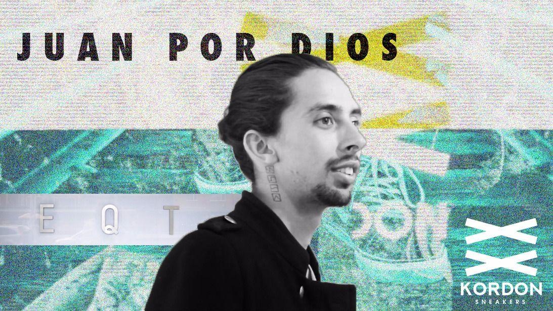 SNEAKER TALKS | JUAN POR DIOS Y ADIDAS
