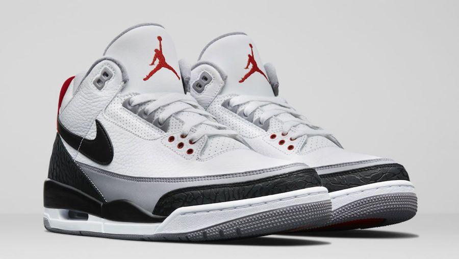 "Air Jordan 3 versión ""Tinker Hatfield"""
