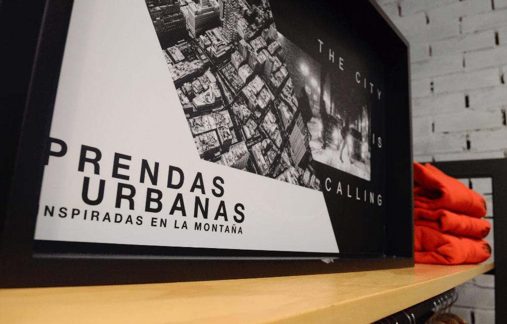 """THE NORTH FACE ABRE SU PRIMERA TIENDA EN COLOMBIA """"URBAN EXPLORATION"""""""