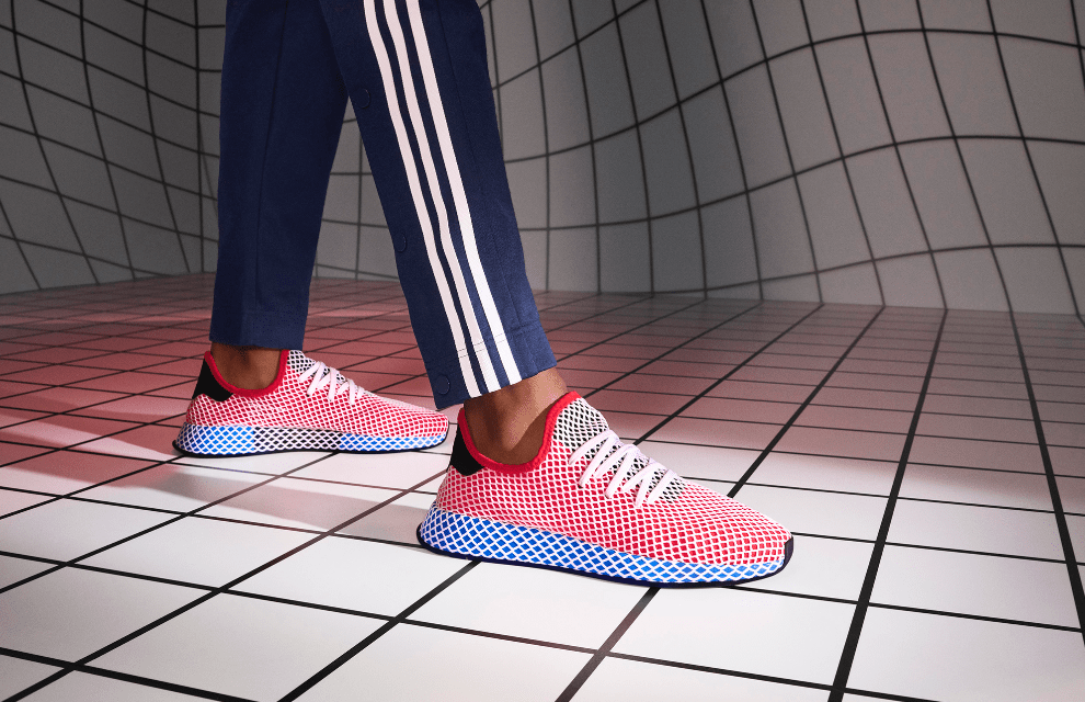 adidas Deerupt – DISRUPTIVAMENTE SIMPLE –