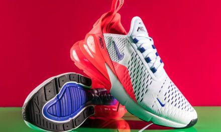 El material es importante: Nike Next-Gen Air Max 270