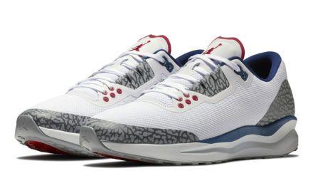 Los nuevos Jordan Tenacity 88 inspirados en Air Jordan 3