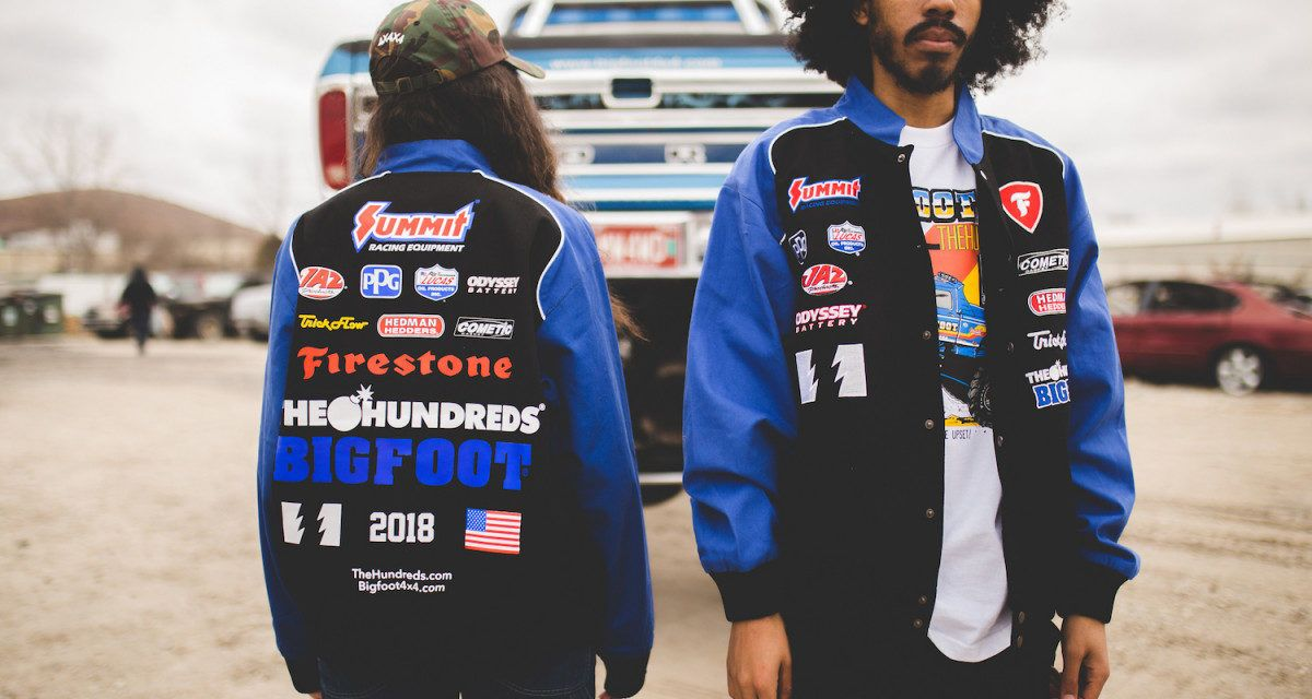 The Hundreds y BIGFOOT Revelan una colección inspirada en los deportes de motor