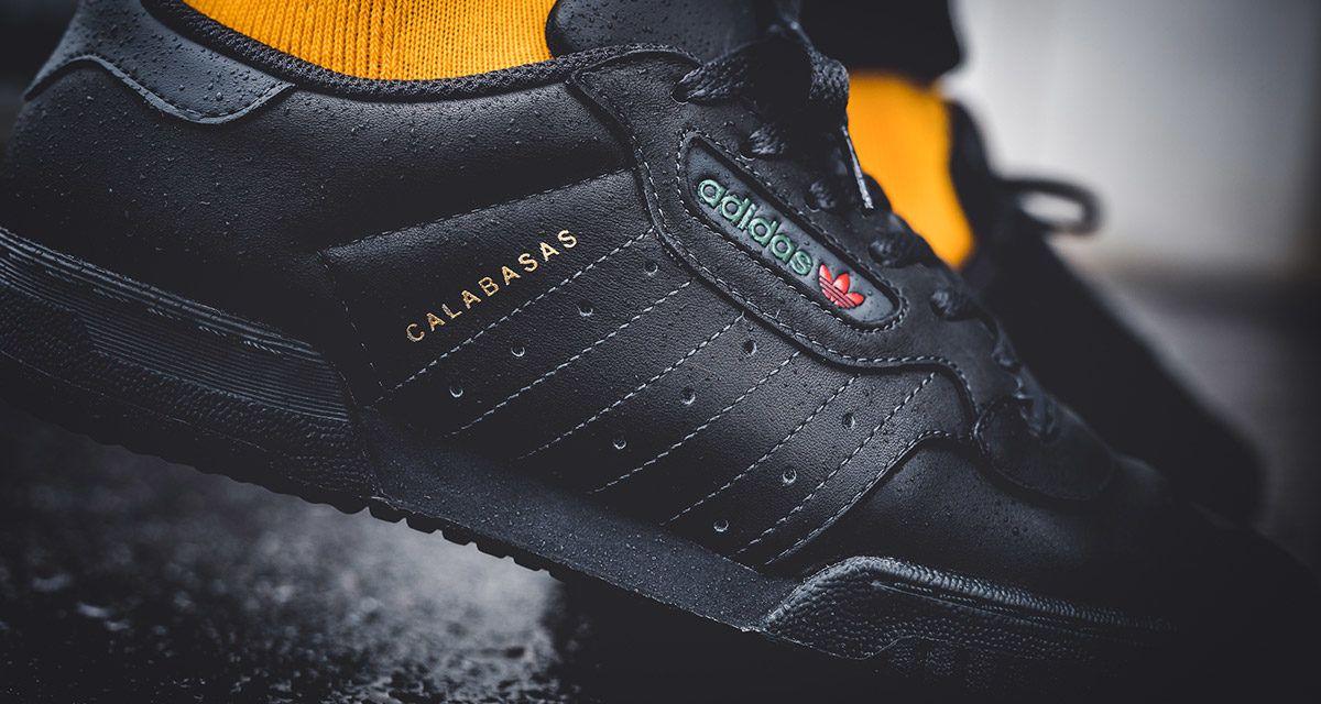 adidas + KANYE WEST anuncia la YEEZY POWERPHASE Core Black