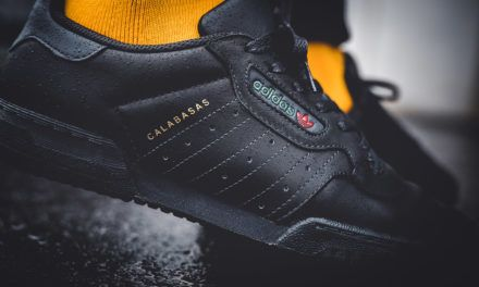 adidas + KANYE WEST anuncia la YEEZY POWERPHASE Core Black