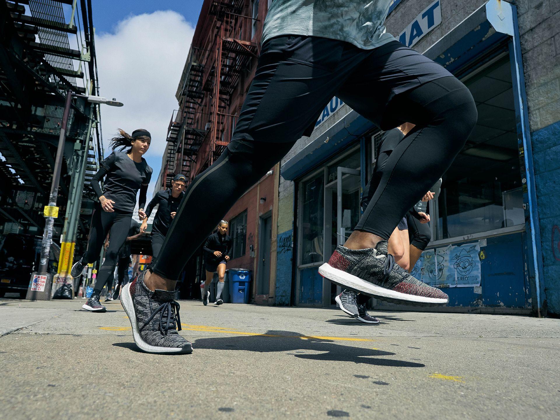 Adidas PureBoost GO - tenis para correr en la ciudad