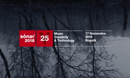 Sónar Bogotá: en su cuarta edición celebra los 25 años de Sónar Barcelona