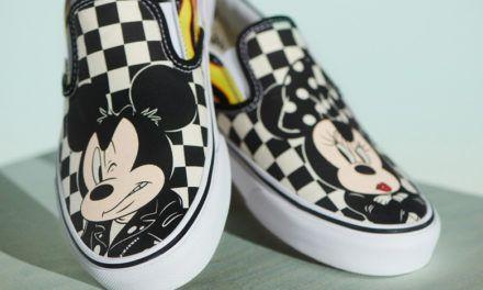 VANS y Disney celebran los 90 años de Mickey Mouse