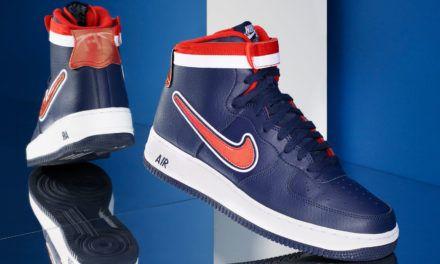 Los nuevos modelos de Nike Air Force 1