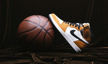 Jordan Retro 1 «Rookie of the Year»