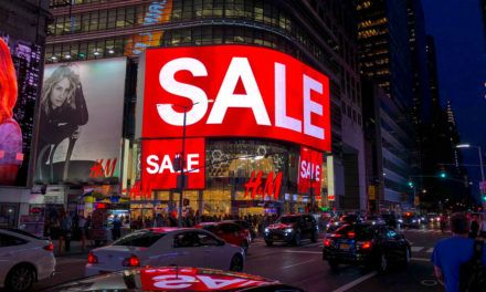 H&M disminuye un 32 por ciento en ganancias