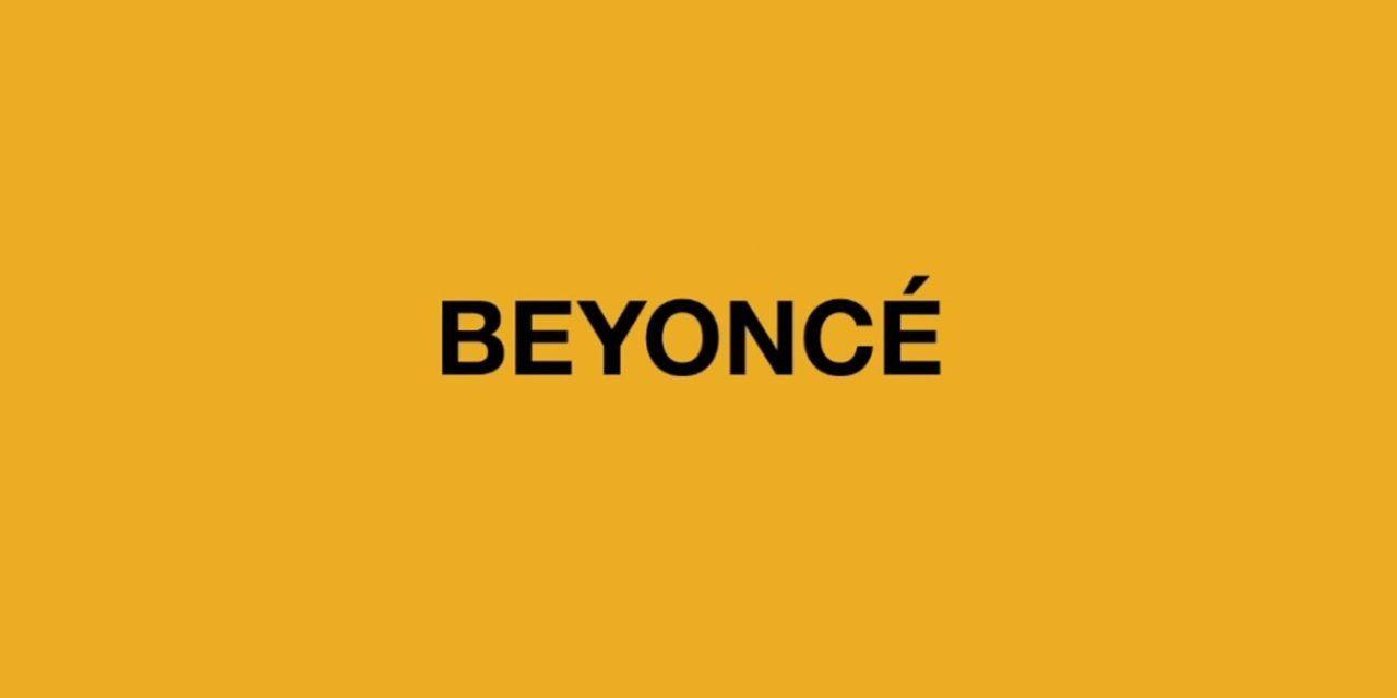 adidas Originals y Beyoncé anuncian su unión
