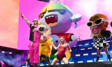 J Balvin será el primer headliner latino de Lollapalooza