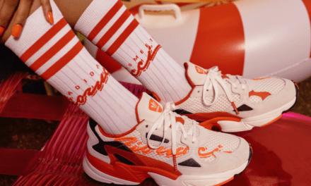 Adidas Originals se asocia con Fiorucci