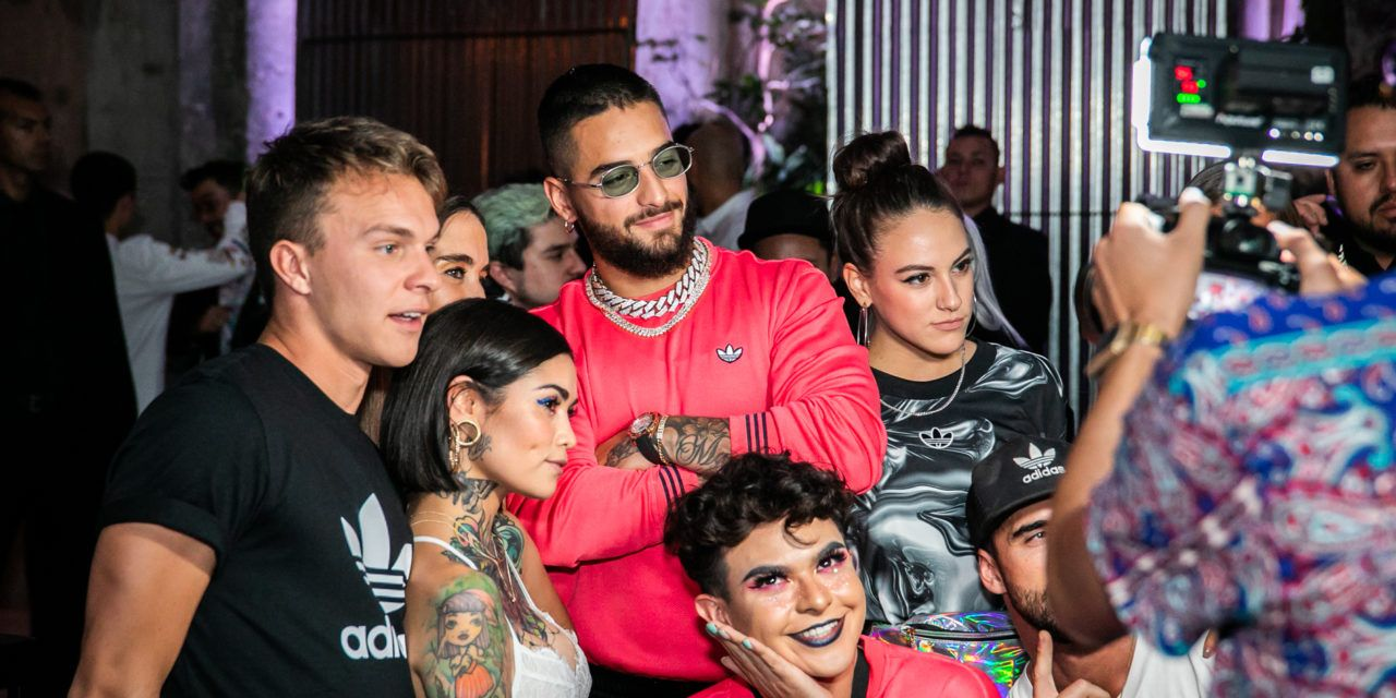 Nite Jogger con toda en Ciudad de México