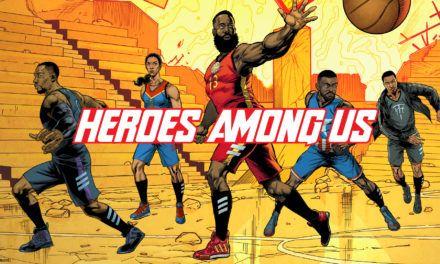 Adidas y Marvel presentan: 'Heroes Among Us'