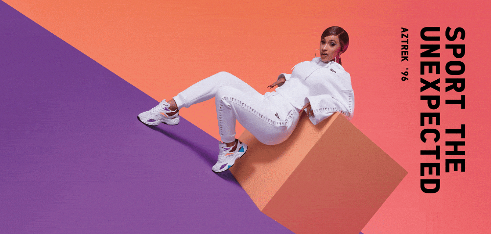 Reebok lanza «Sport The Unexpected»