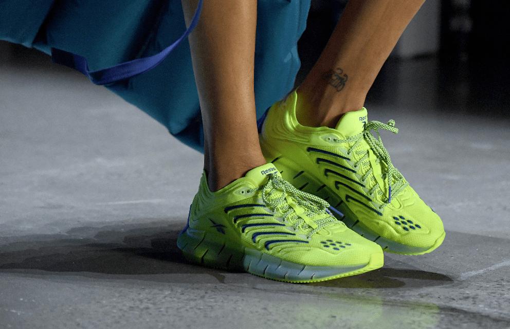 Chromat destaca la nueva suela «Energy Return» de Reebok en la Semana de la Moda de Nueva York