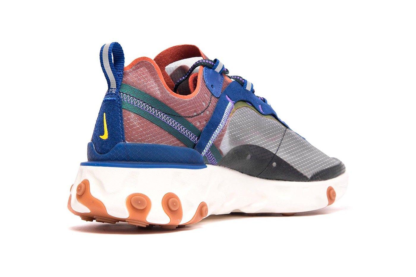 Nike Epic React Element 87 Colombia Kordon.co
