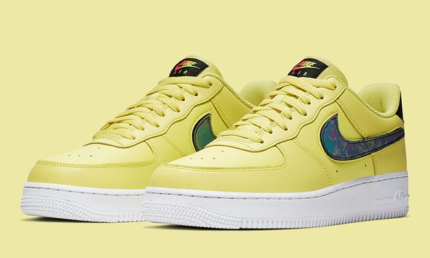 Nike Air Force 1 «Yellow Pulse»