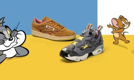 Reebok x Tom & Jerry ¡Ya Disponible!