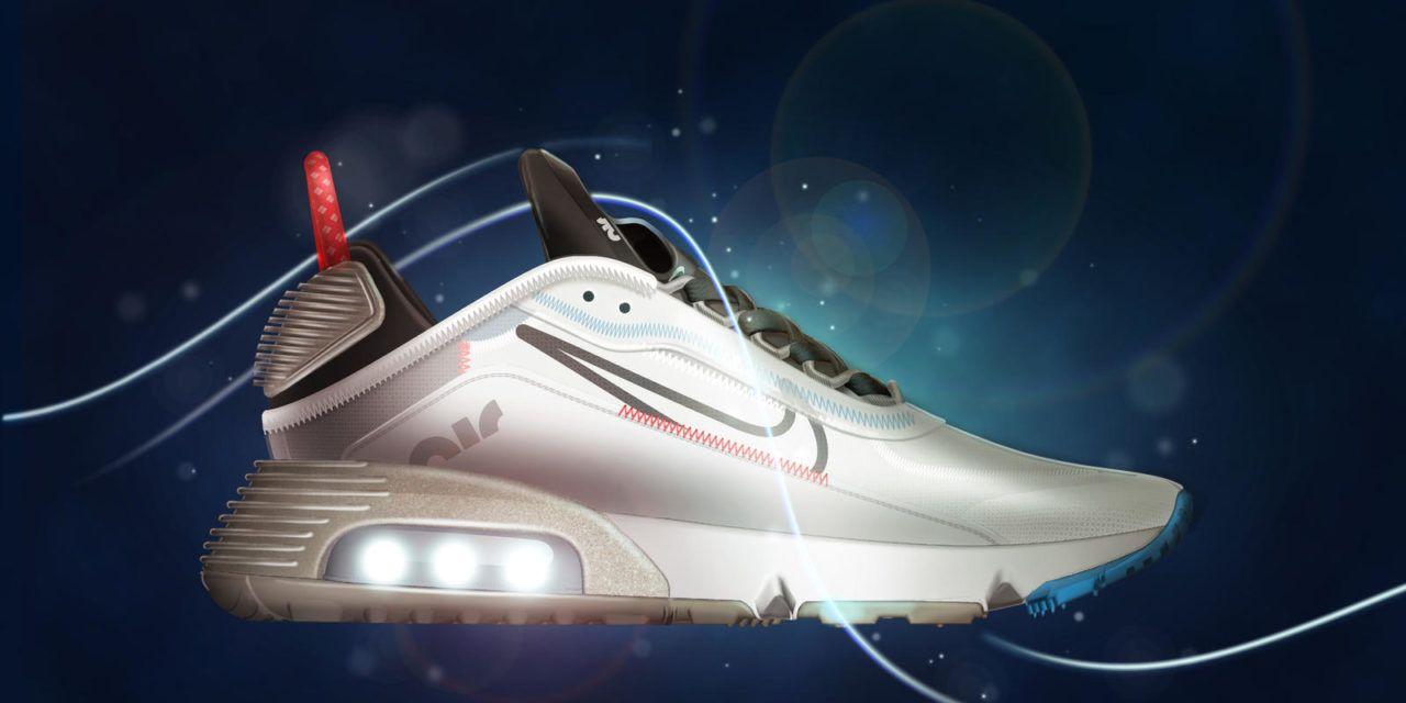 Los Nike Air Max 2090 reimaginan el futuro del aire