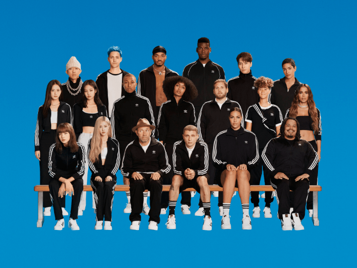 "adidas Originals ""Change Is a Team Sport"""