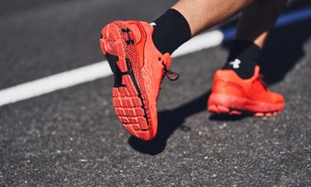 Más que un calzado para correr, Under Armour Machina (Parte 1)