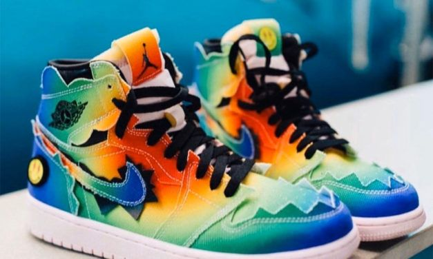 Air Jordan 1 High por J Balvin