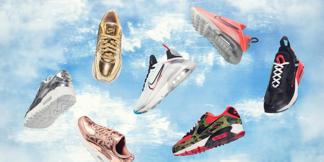 Line Up de Nike para el Air Max Day 2020