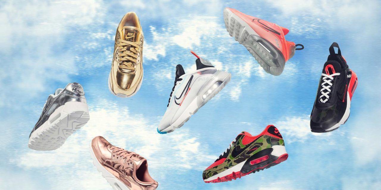 Line Up de Nike para el Air Max Day 2020