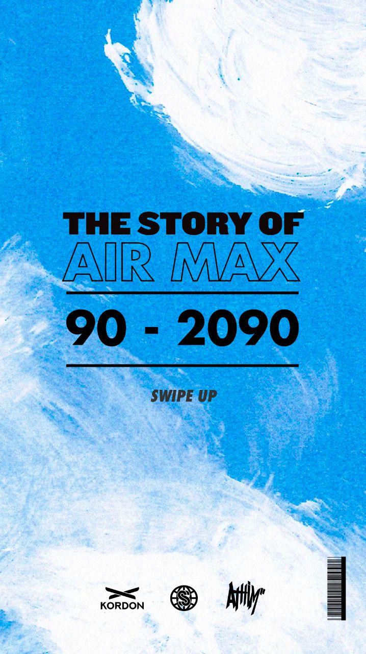 Nike Air Max 90 - 2090