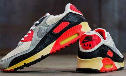 Como el Air Max 90 cambió el mundo de los Sneakers