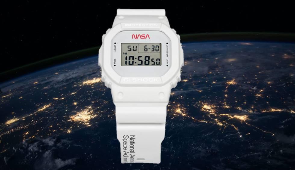 Casio revela su edición limitada de la NASA