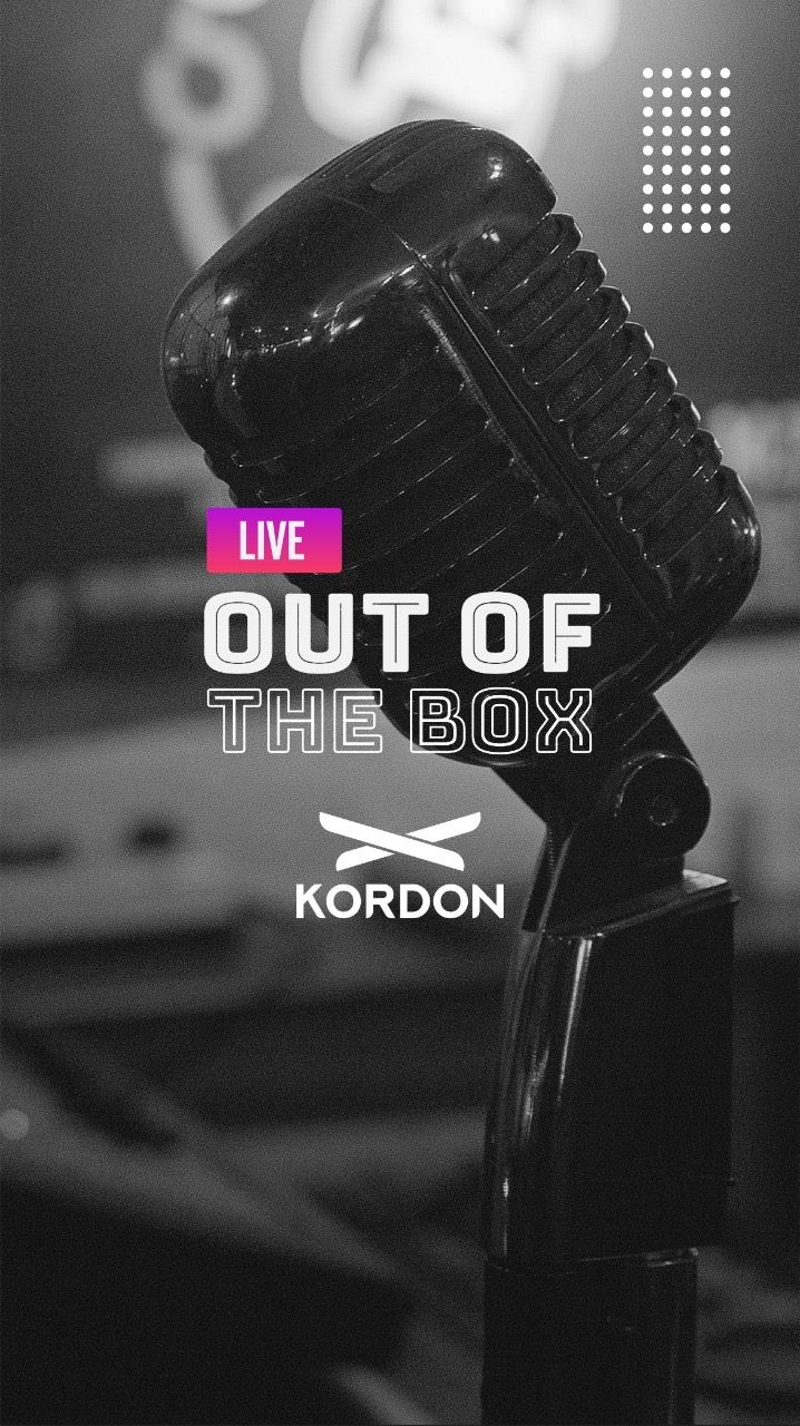 Out of the Box LIVE IGTV