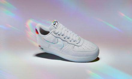 Nike y Converse lanzan colección para el Pride 2020