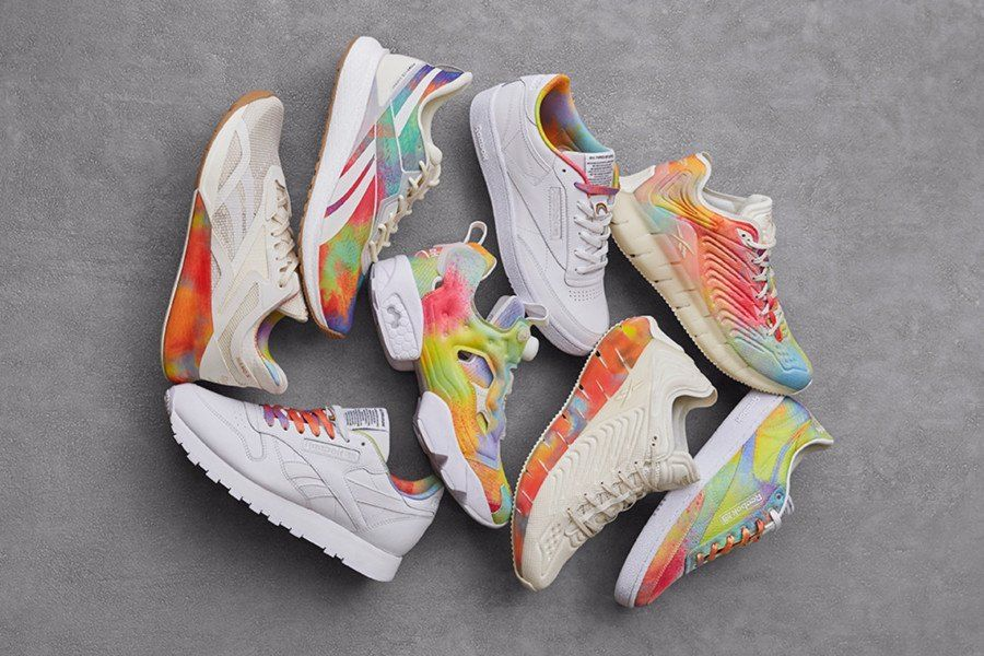 A través de All Types Of Love: Reebok celebra a la comunidad LGBTQ+
