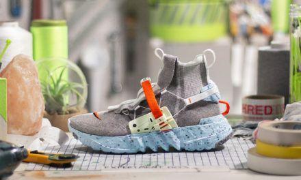 Nike Space Hippie transforma la basura en tesoros utilizables