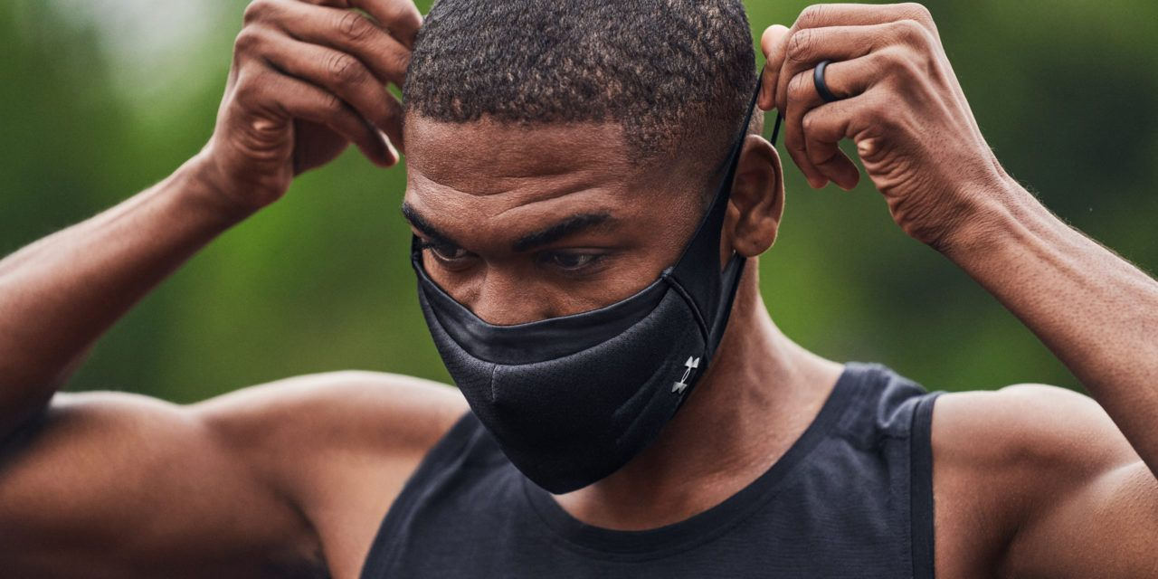 Under Armour reinventa las mascarillas