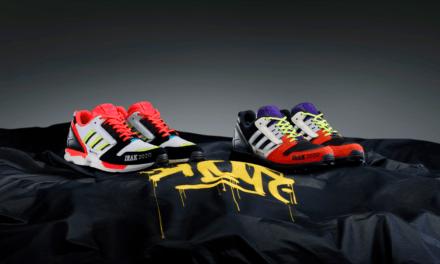 adidas Originals e IRAK NY se juntan para dos ZX 8000