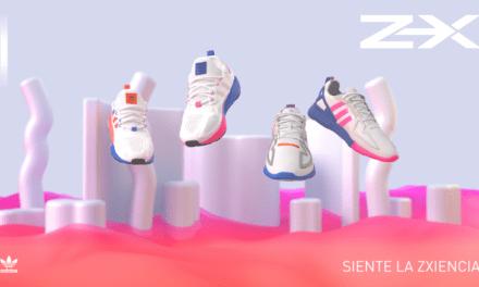 adidas Originals lanza cuatro nuevos ZX 2K