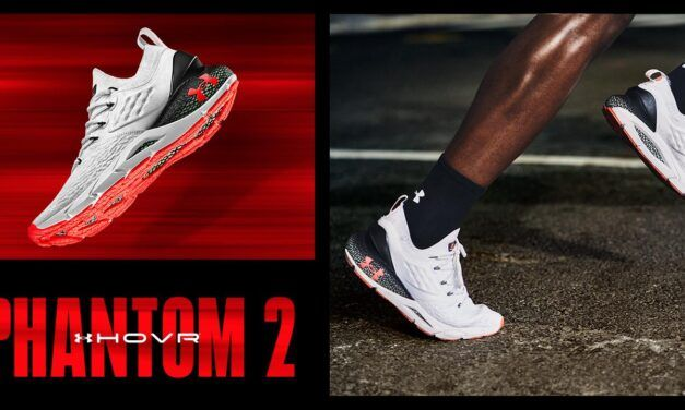 Under Armour lanza los HOVR PHANTOM 2