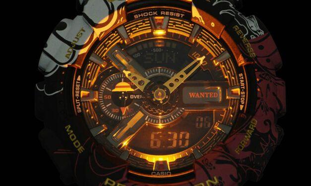 ¡Otakus! Llega el primer reloj oficial de One Piece a Colombia