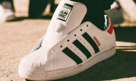 adidas Originals rinde homenaje a RUN DMC