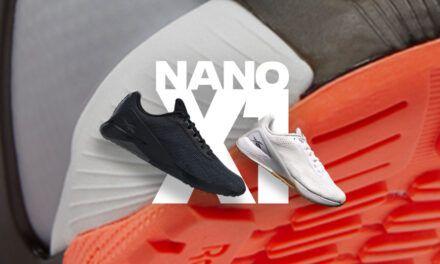 Reebok presenta: Nano X1