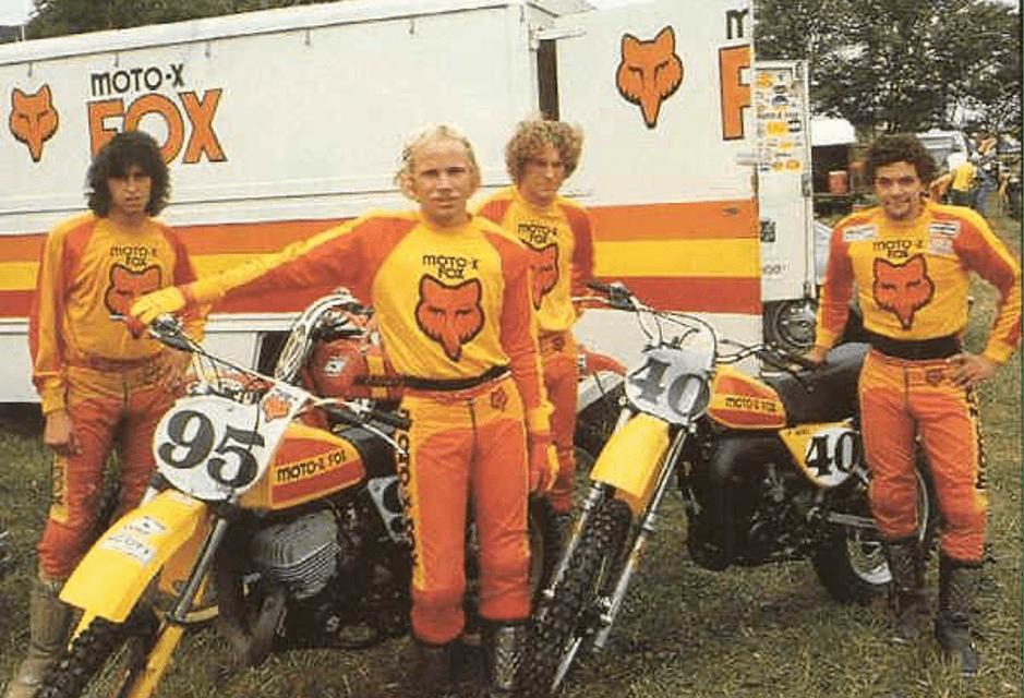 FOX Racing, la historia