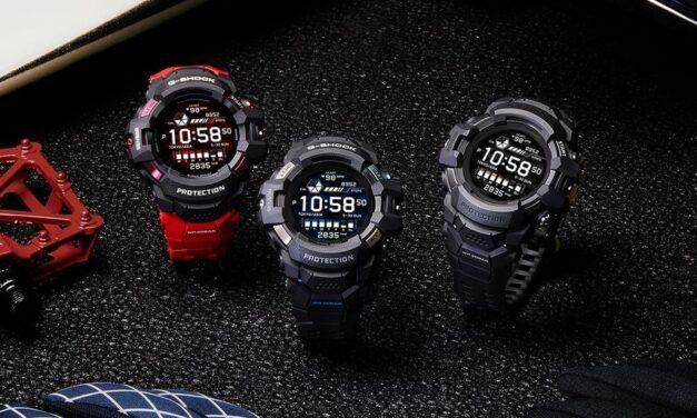 El primer smartwatch de CASIO