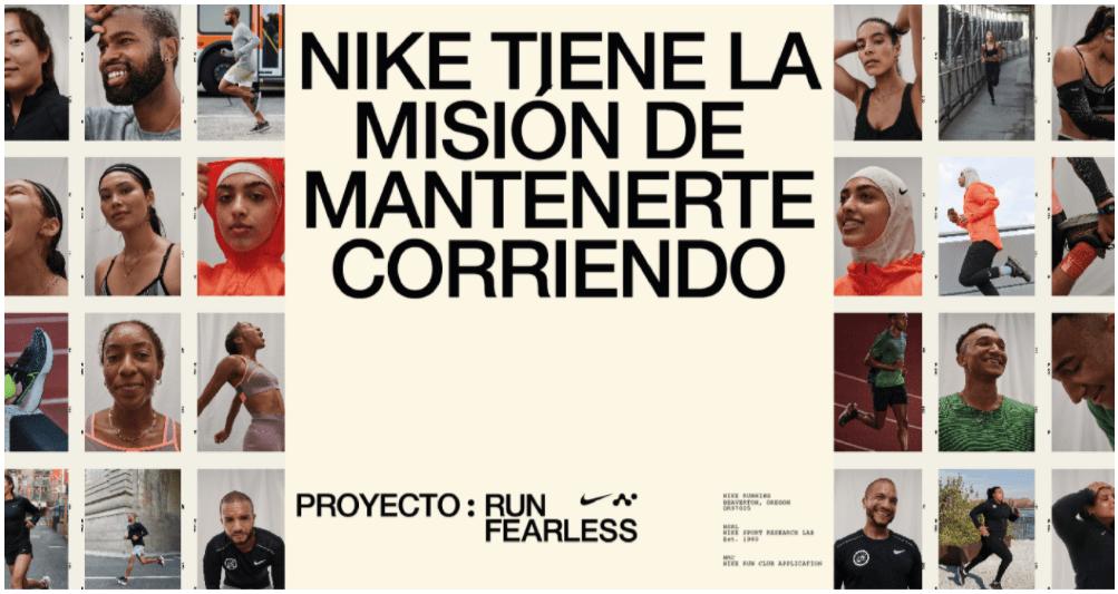 #ProyectoRunFearless una invitación a correr sin miedo