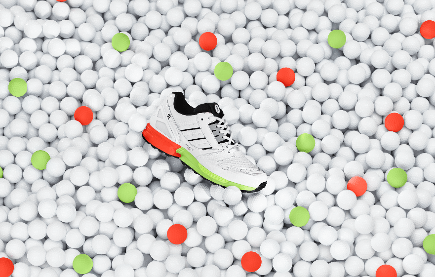 adidas Originals presenta ZX 8000 GOLF